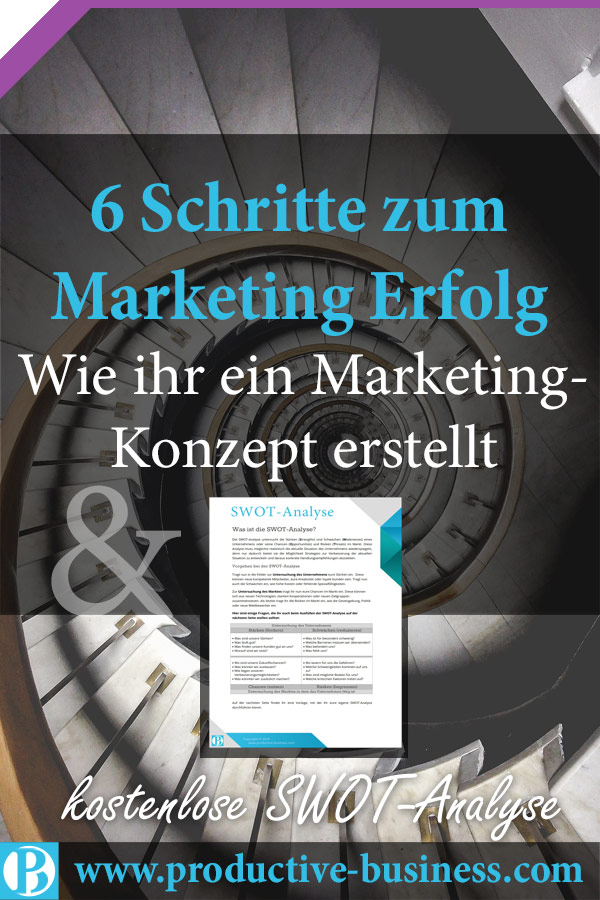 Marketing Konzept