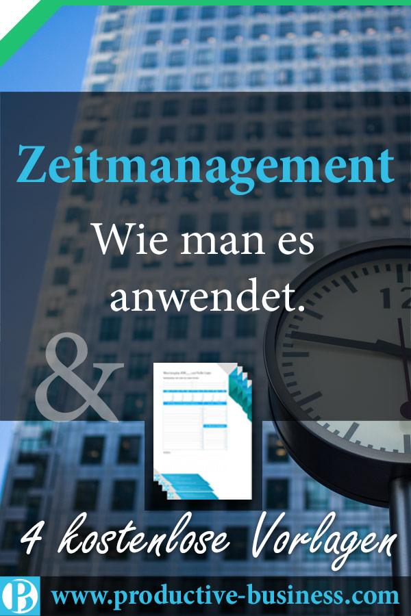 zeitmanagement-wie-man-es-anwendet